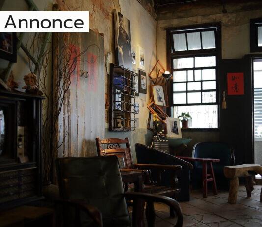 Hjem i retro indretningsstil