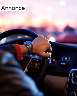 chauffør